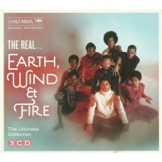 "CD EARTH, WIND & FIRE ""THE REAL... EARTH, WIND & FIRE"" (3CD)"