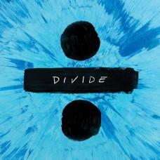 """CD ED SHEERAN """"÷ (DIVIDE)"""""""