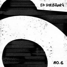 """CD ED SHEERAN """"NO.6 COLLABORATIONS PROJECT"""""""