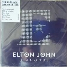 "CD ELTON JOHN ""DIAMONDS"" (2CD)"