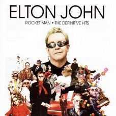 "CD ELTON JOHN ""ROCKET MAN. THE DEFINITIVE HITS"""