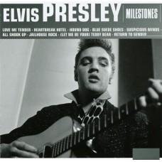 """CD ELVIS PRESLEY """"MILESTONES"""""""