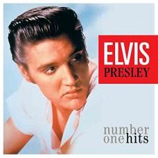 """LP ELVIS PRESLEY """"NUMBER ONE HITS"""""""