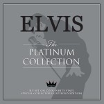 "LP ELVIS PRESLEY ""THE PLATINUM COLLECTION"" (3LP) ***** PAŽEISTA POLIGRAFIJA"