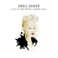 """CD EMELI SANDE """"LIVE AT THE ROYAL ALBERT HALL"""" (CD+DVD)"""
