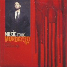 """CD EMINEM """"MUSIC TO BE MURDERED BY"""""""