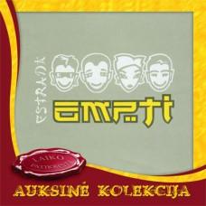 """CD EMPTI """"ESTRADA"""""""