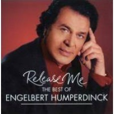 """CD ENGELBERT HUMPERDINCK """"RELEASE ME. THE BEST OF"""""""