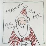 "LP ERIC CLAPTON ""HAPPY XMAS"" (2LP)"