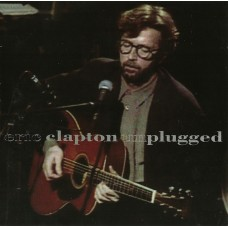 "CD ERIC CLAPTON ""UNPLUGGED"""