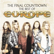 """CD EUROPE """"THE FINAL COUNTDOWN. THE BEST OF EUROPE"""" (2CD)"""