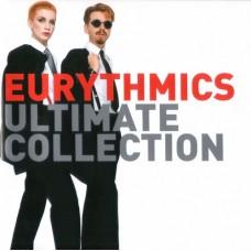 "CD EURYTHMICS ""ULTIMATE COLLECTION"""