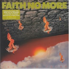 """LP FAITH NO MORE """"THE REAL THING"""" YELLOW VINYL"""