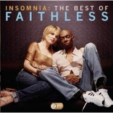 """CD FAITHLESS """"INSOMNIA: THE BEST OF"""" (2CD)"""