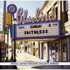 """CD FAITHLESS """"SUNDAY 8PM"""""""