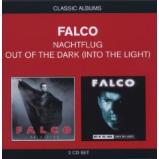 "CD FALCO ""NACHTFLUG / OUT OF THE DARK (INTO THE LIGHT)""  (2CD)"