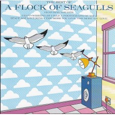 """CD A FLOCK OF SEAGULLS """"THE BEST OF"""""""