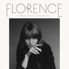 """CD FLORENCE + THE MACHINE """"HOW BIG, HOW BLUE, HOW BEAUTIFUL"""""""