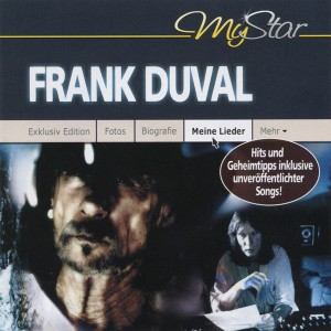 "CD FRANK DUVAL ""MY STAR"""