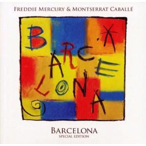 "LP FREDDIE MERCURY & MONTSERRAT CABALLE ""BARCELONA"""