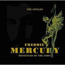 "CD FREDDIE MERCURY ""MESSENGER OF THE GODS"""
