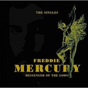 "CD FREDDIE MERCURY ""MESSENGER OF THE GODS"""