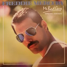 """LP FREDDIE MERCURY """"MR. BAD GUY"""""""