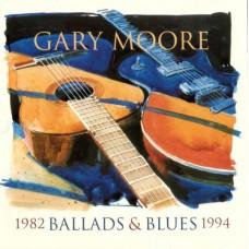 "CD GARY MOORE ""BALLADS & BLUES 1982-1994"""