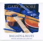 "CD GARY MOORE ""BALLADS & BLUES"" (CD+DVD)"