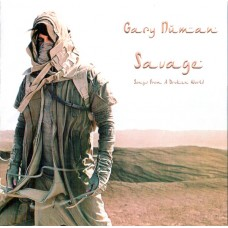 "CD GARY NUMAN ""SAVAGE: SONGS FROM A BROKEN WORLD"""