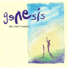 "CD GENESIS ""WE CAN'T DANCE"""
