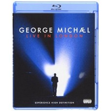 "BR GEORGE MICHAEL ""LIVE IN LONDON"""