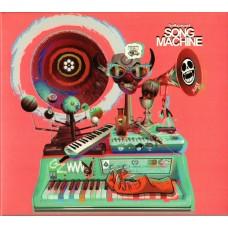 "CD GORILLAZ ""SONG MACHINE/SEASON ONE"" DLX"