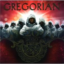 """CD GREGORIAN """"20/2020"""" (2CD)"""