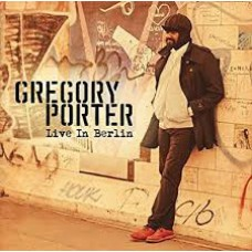 "DVD GREGORY PORTER ""LIVE IN BERLIN"" (CD+DVD)"