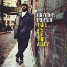"CD GREGORY PORTER ""TAKE ME TO THE ALLEY"""