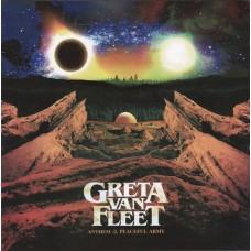 "CD GRETA VAN FLEET ""ANTHEM OF THE PEACEFUL ARMY"""