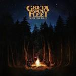 """LP GRETA VAN FLEET """"FROM THE FIRES"""""""