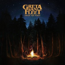 "CD GRETA VAN FLEET ""FROM THE FIRES"""