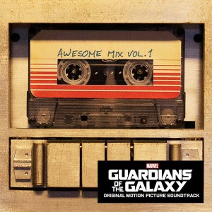 "LP OST ""GUARDIANS OF THE GALAXY"""
