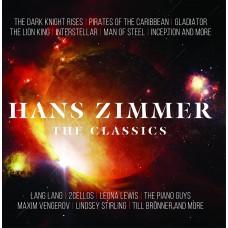 "LP HANS ZIMMER ""THE CLASSICS"" (2LP)"