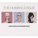 """CD THE HUMAN LEAGUE """"A VERY BRITISH SYNTHESIZER GROUP"""" (2CD)"""