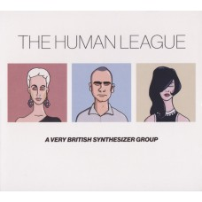 "CD THE HUMAN LEAGUE ""A VERY BRITISH SYNTHESIZER GROUP"" (2CD)"