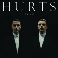 """CD HURTS """"EXILE"""""""