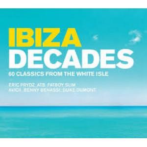 "CD ""IBIZA DECADES"" (3CD)"