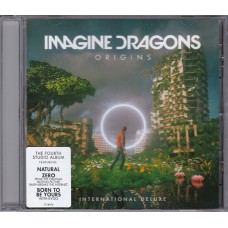 "CD IMAGINE DRAGONS ""ORIGINS"" DLX"