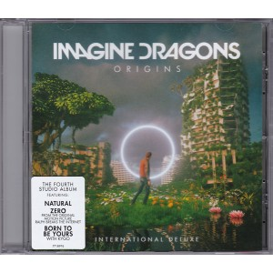 "CD IMAGINE DRAGONS ""ORIGINS"" DLX"