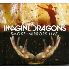 "DVD IMAGINE DRAGONS ""SMOKE + MIRRORS. LIVE"""