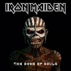 "CD IRON MAIDEN ""THE BOOK OF SOULS"""