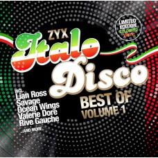 "LP ITALO DISCO COLLECTION ""BEST OF VOLUME 1"" (2LP)"